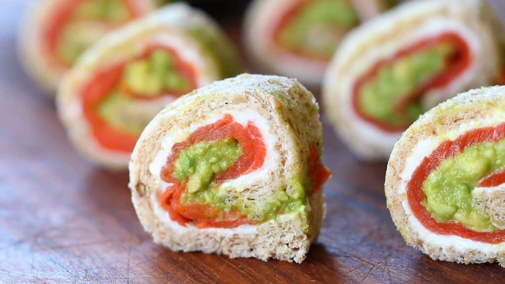 smoked salmon rolls3