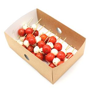 brochetas cherry